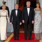 Trump and France's Macron seek new measures on Iran as deadline looms