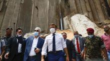 """Beirut, Macron: """"Agire in fretta"""""""