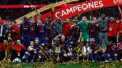 Los mejores momentos de la final de la Copa del Rey