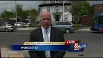 Worcester police: Get suspect's body out of city
