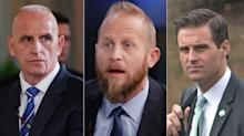 Select Former Trump Aides Receive Monthly Salaries of $15,000