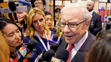 Warren Buffett's Berkshire held an $860 million stake in Amazon