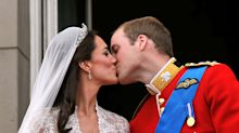 Royal wedding anniversary: The most unforgettable photos from the Duke and Duchess of Cambridge's big day in 2011