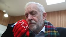 Jeremy Corbyn branded 'terrorist sympathiser' by angry voter on campaign trail