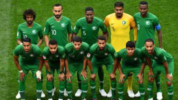 L'avion de l'équipe nationale d'Arabie saoudite touché par un incendie !