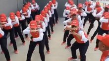 Haka video for NDP taken down after being ridiculed on social media