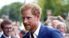哈里王子的休閒英倫風格