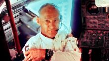 Buzz Aldrin, second man on moon, recalls 'magnificent desolation'