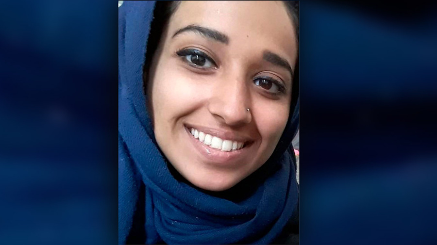 ISIS bride from Alabama wants to return to U.S.