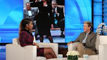 Jennifer Hudson Tells Ellen DeGeneres Why Aretha Franklin Is Her 'Dream' Role