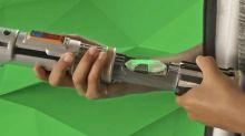Hasbro's Bluetooth lightsaber lets kids train to become a Jedi