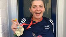 How my daughter brought me back down to earth after I finished the London Marathon