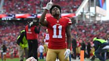 Bears sign former 49ers wide receiver Marquise Goodwin