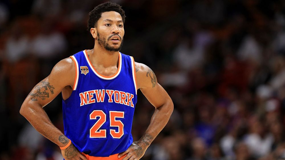 NBA free agency: Derrick Rose to meet with L.A. Clippers, report says