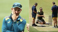 Aussie coach 'fascinated' by second Test unknown
