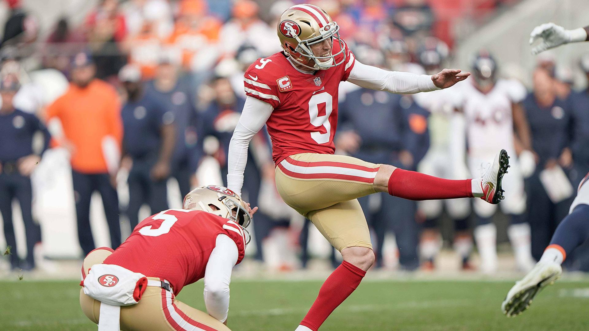 c82c5ad0 Former Bears kicker to 49ers' Robbie Gould: 'Be careful what you ...