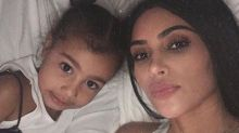 Kim Kardashian accused of 'stealing' North's childhood after 'fashionista' Instagram
