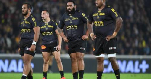 Rugby - Top 14 - LR - Top 14 : A La Rochelle, Uini Atonio reprend sa place et son rang contre Pau