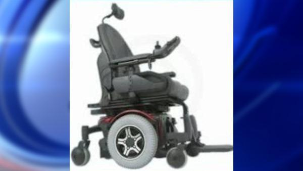 2 teens on Long Island accused of stealing motorized wheelchair