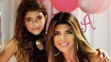 Teresa Giudice is being mom shamed (yes, again) for her daughter's makeup and crop top