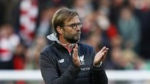 Liverpool's Klopp not sweating over top four finish