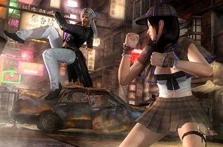 Dead or Alive 5 Last Round picks a fight in February 2015