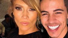 Biel diz que já ficou bêbado com Jennifer Lopez