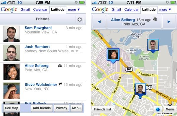 Google Latitude shuts down August 9, but Google+ location sharing will go on (and on)