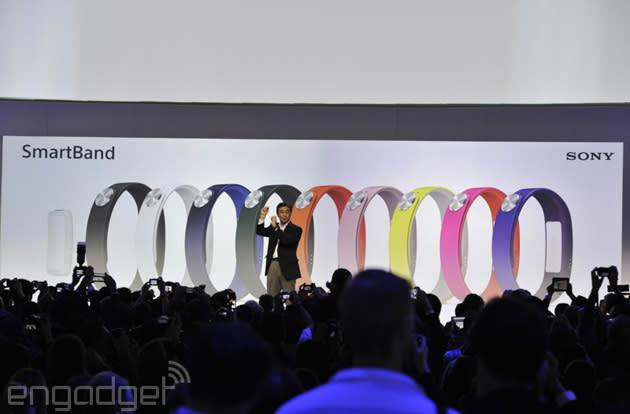 Sony outs the 'tiniest' gadget it's ever made: Core, a wearable built for life-logging