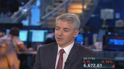 Ackman: Partnership with Valeant is not front running