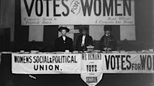 Capturing the Real-Life Suffragette Movement