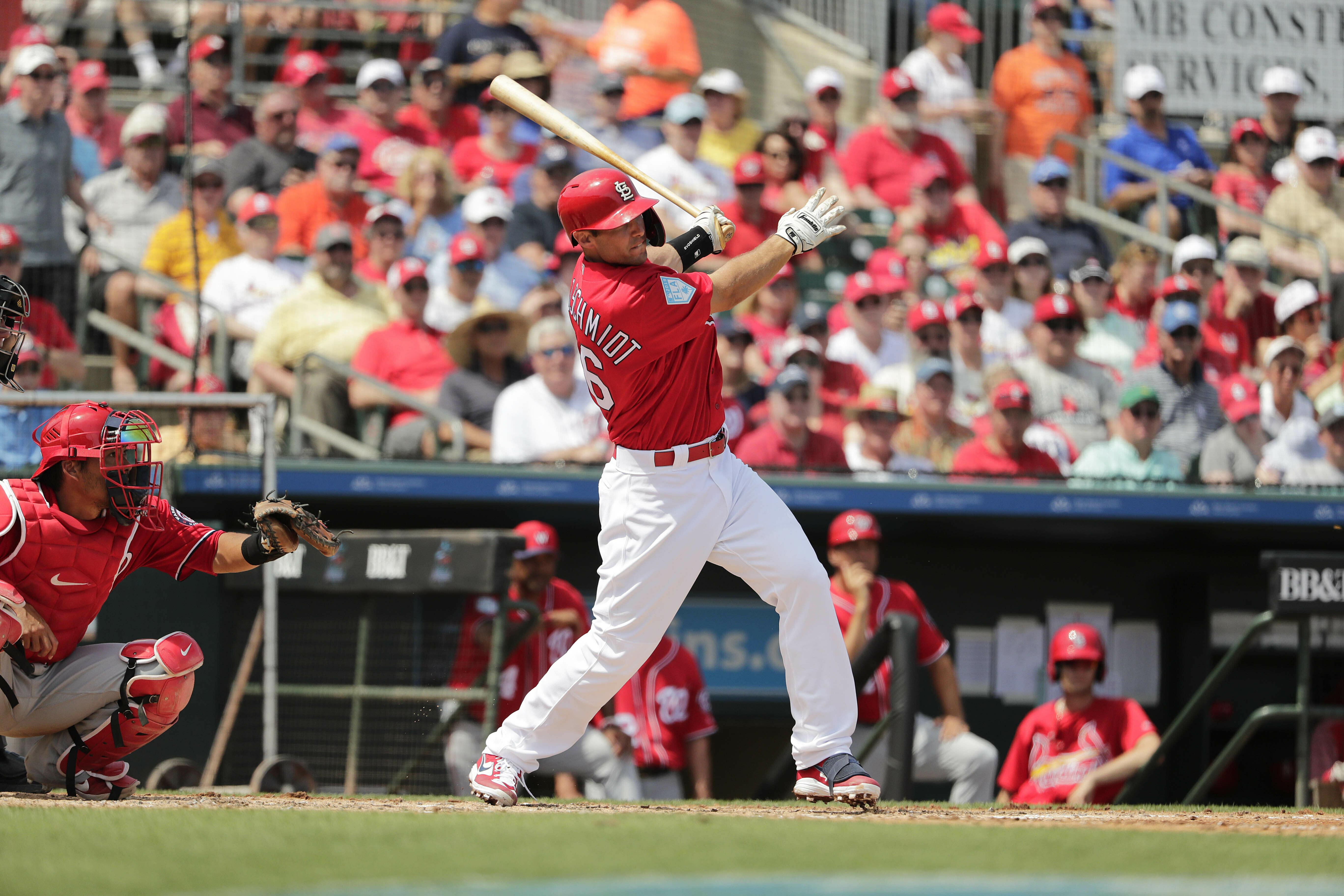 Cardinals Home Opener 2020.Goldschmidt Cardinals Finalize 130m Deal For 2020 24