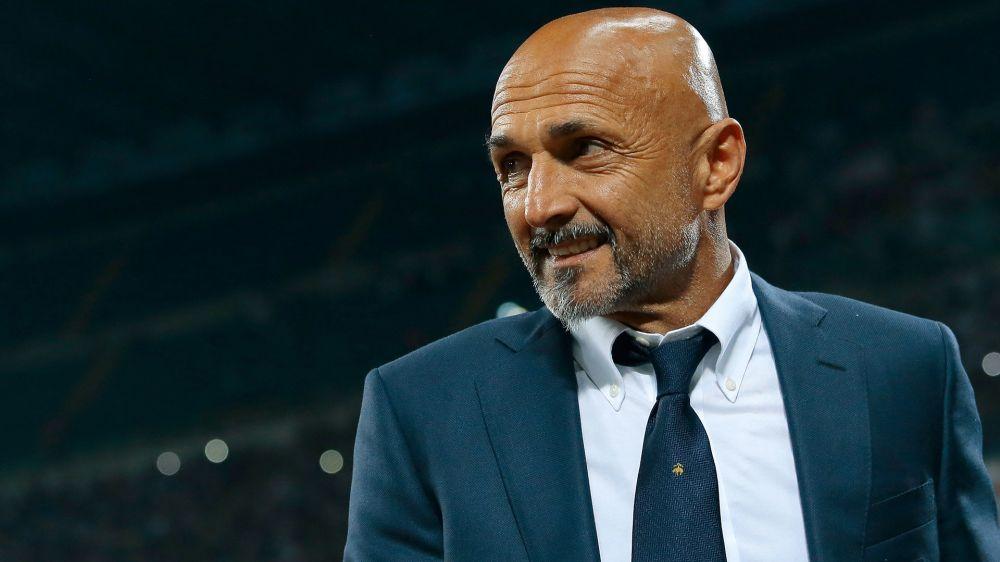 """Spalletti replica: """"Inter fortunata? Non contano i legni presi"""""""