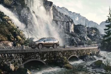 導入EyeSight 4.0!全新Subaru Outback即日起展開預購