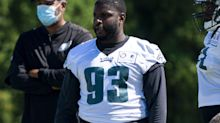 Javon Hargrave to make his Eagles debut against the LA Rams