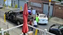 CAUGHT ON VIDEO: Knife-wielding man wanted in Philly assault over car sale: Police
