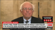 Bernie Sanders says he was unaware of sexual harassment during 2016 campaign