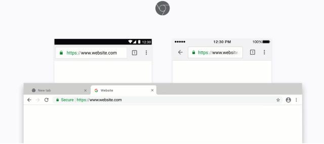 Google isn't killing 'www' in Chrome just yet