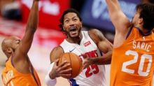If Knicks give up assets in Derrick Rose trade, they would likely plan to re-sign him