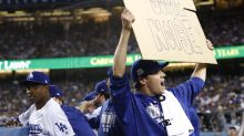 NLDS Game 2: Yes, Rich Hill's dugout sign was illegal