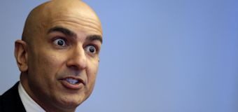 Fed's Kashkari advocated for rate cut