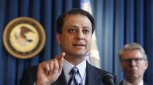 Preet Bharara explains his embrace of Twitter. He'll let Trump 'keep his own wise counsel' on the same.