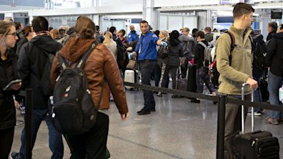 U.S. travel pain worsens amid shutdown, storm