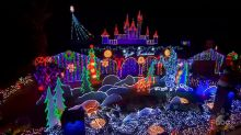 Christmas light court battle forces family to move their amazing display