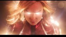 See 'Captain Marvel' For The Feminism, Stay For The Space Cat