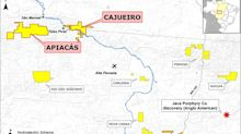 Altamira Gold Identifies New High-Grade Gold and Copper Target with Values up to 124.5 g/t Gold and 2.2% Copper at Santa Helena Project, Brazil