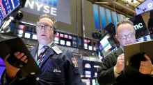 Wall St eases, led by tech decline on mounting fears coronavirus could spread