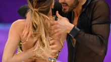 Designer of French skater's costume mortified by wardrobe malfunction