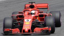 Vettel se lleva la pole para el GP de Alemania