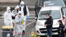 Suspected accomplice of Paris knife attacker released - source